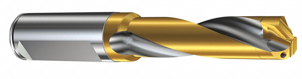 Brazed Carbide Drill, R4115-28534D2850P20