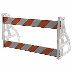 Type 2 Barricade,96 In. L