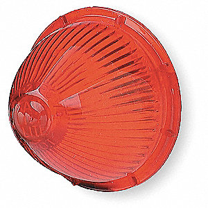 LENS BEEHIVE RED