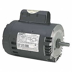 POOL MOTOR,3/4-1/10HP,3450/1725 RPM