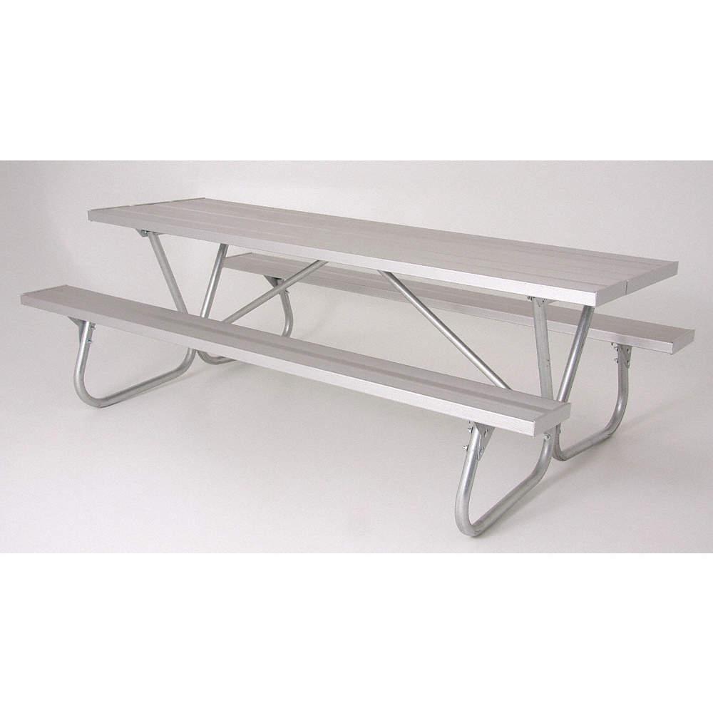 aluminum picnic tables. Zoom Out/Reset: Put Photo At Full \u0026 Then Double Click. Aluminum Picnic Tables