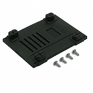 Molded Bottom Closure and Screws Kit