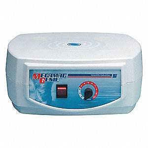 Magnetic Stirrer, Square, ABS Plycarbonate, 38L, 250 to 1300 rpm, Analog Display, 120 Volts