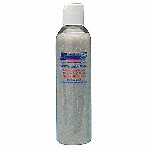 Disruptor Beads, 0.5mm, 8 oz. Bottle