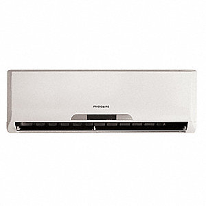 Split System Air Conditioner,Wall, 115 Voltage, 9000 BtuH Cooling