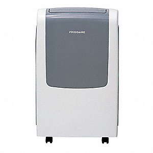 Residential/Light Commercial 120V Portable Air Conditioner with Heat, 12,000 BtuH Cooling