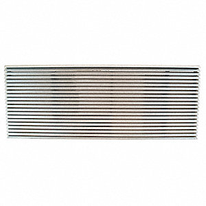 "Architectural Outdoor Grille, 16-1/16"" Width, 42"" Height,1-1/2"" Depth, For Use With Any Frigidaire P"