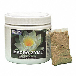 Pond Bacteria Enzyme,Case of 6 Jars
