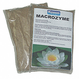 Pond Bacteria Enzyme, Case of 40 - 8 oz Water soluble bags