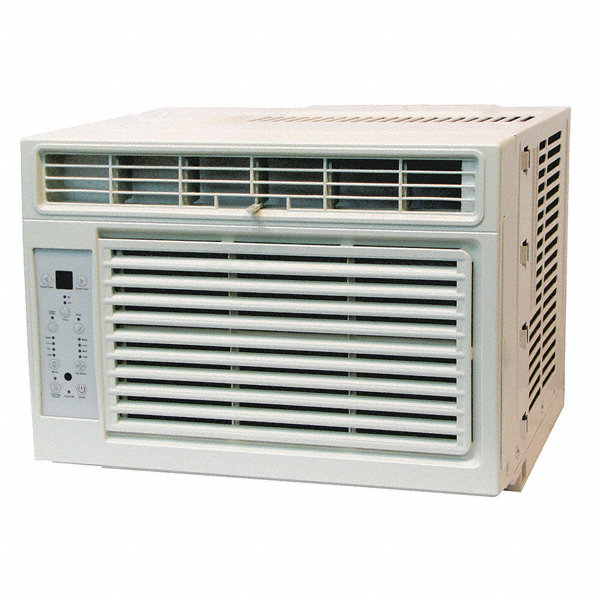 Comfort aire 208 230 window air conditioner w heat 11 800 for 13 inch casement window air conditioner