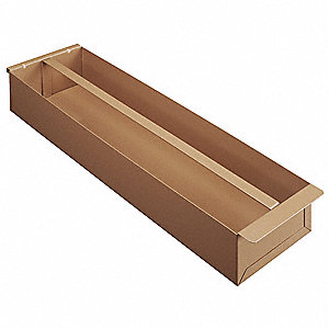 TOOL TRAY,27-5/8 X8 X4 IN,STL,FOR 1