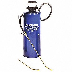 Hudson Sprayer Bugweiser 3 Gal Galv Lawn Sprayers Hns62063 62063 Grainger Canada