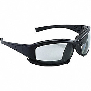 GLASSES CLEAR ANITFOG UVA/UVB