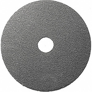 Fiber Disc,5in,Predator,60G,PK25