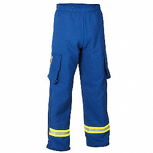 EMS Pants, Size M, Color: Royal Blue