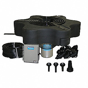 Pond Decorative Fountain System,23 In. L