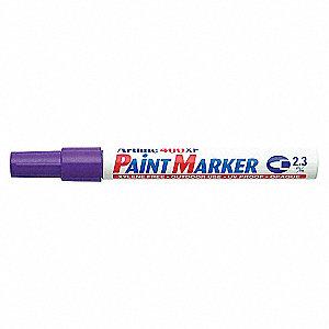 MARKER PAINT MED/POINT PURPLE