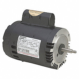 POOL MOTOR,1/2HP,3450RPM,115/230VAC