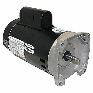POOL MOTOR,2, 1/3 HP,3450/1725 RPM,