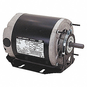 MOTOR,SP PH,1/2 HP,1725,115/230,56Z