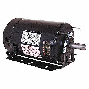 MTR,3 PH,5 HP,3450,208-230/460V