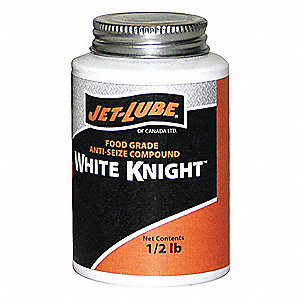 ANTI-SEIZE WHITE-KNIGHT 1/2LB BOTT