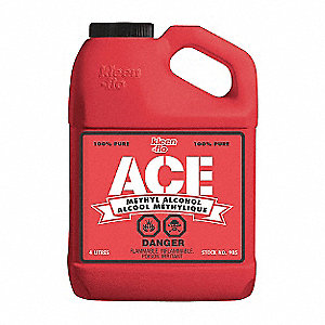 ACE METHYL HYDRATE 100PCT PURE 4L