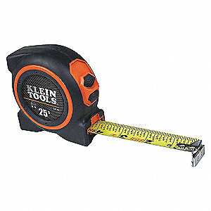 TAPE MEASURE PWR RETRN MAG-TIP 25FT