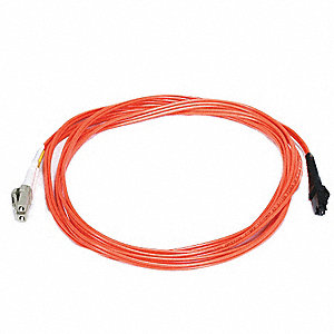 FIBER OPTIC PATCH CABLE,MTRJ(M)/LC,