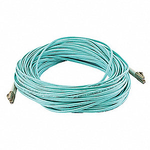 10GB FIBER OPTIC PATCH CABLE, LC/LC