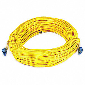 FIBER OPTIC PATCH CABLE, LC/LC, 30M