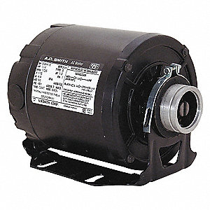 PUMP MOTOR,SPLIT PH,1/4 HP,1725,115