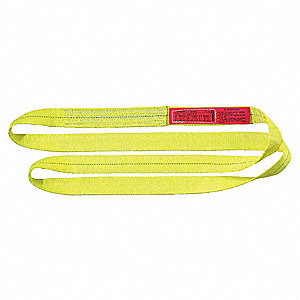 SLING POLY WEB END 2X3FT 2P