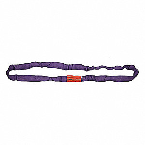 SLING TUFLEX END PURPLE 16FT