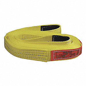 TOW STRAP 2X 30FT 2 PLY POLY