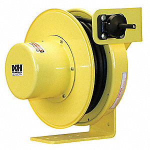 INDUSTRIAL CORD REEL,10/3,30FT,600V