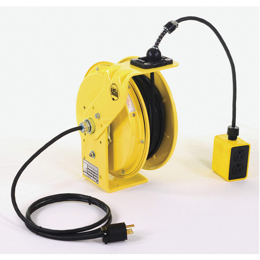 Kh Industries 600vac Heavy Industrial Retractable Cord Reel Number Wiring Zoom Out Reset Put Photo At Full Then Double Click