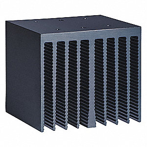 Heat Sink,1.2 Deg C/W Panel Mount