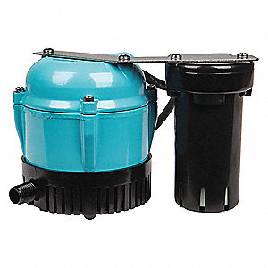 PUMP 1-ABS 1/150HP CONDENSATE REMVL