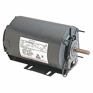 MOTOR,SPLIT PH,1/3 HP,3450,115/230V