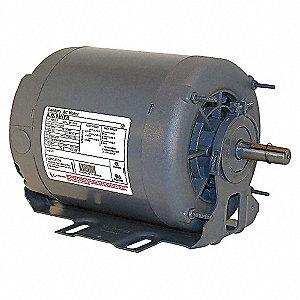 B/D MOTOR,1 HP,1725/1140,460 V,56Y