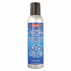 CLEANER ELECTRONIC CONTACT 284 G