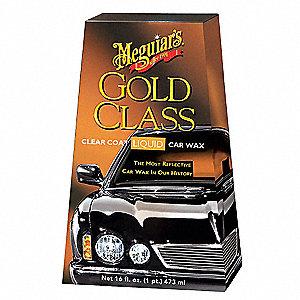 WAX CAR LIQUID GOLD CLASS 16OZ