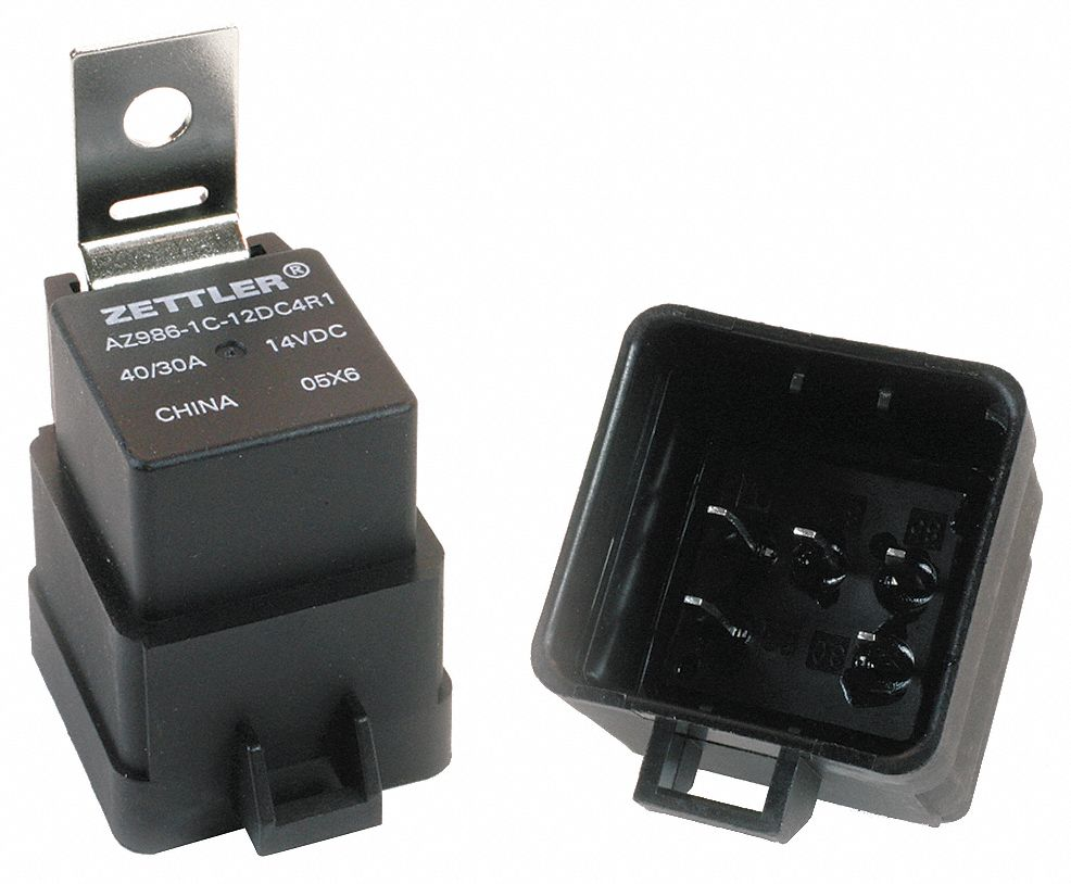 GROTE Replacement Relay12 V ISO 13W94344430 Grainger