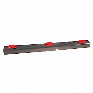 Bar Lamp,MicroNova,LED,Red,Black