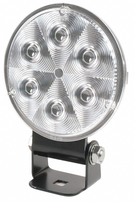 """M42363RYCL-A MAXXIMA Spot Light,1-51//64/"""" D,4-1//2/"""" W,4-1//2/"""" H"""