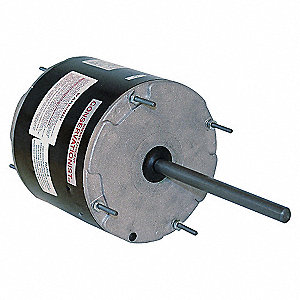 CONDENSER FAN MOTOR,3/4 HP,1075 RPM