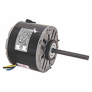 MOTOR,PSC,1/8 HP,1050 RPM,115V,48Y,
