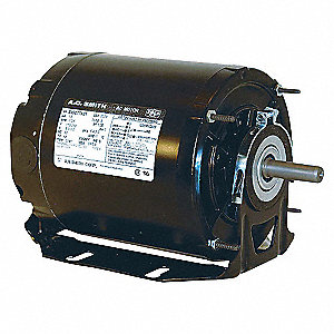 MOTOR,SP PH,1/2 HP,1725,115/208-230