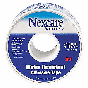 TAPE ADH WATER RESIST 24/CA